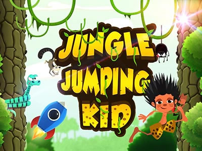 Jungle Jumping Kid