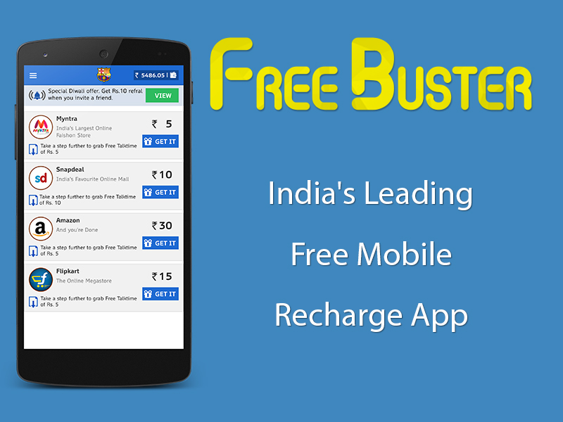 Freebuster Recharge